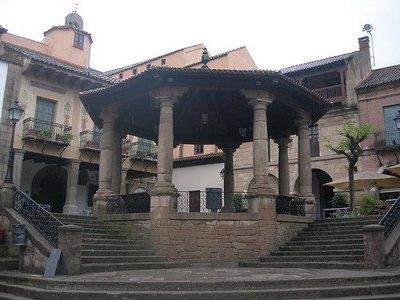 القرية الإسبانية